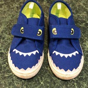 Carters boy shoes.
